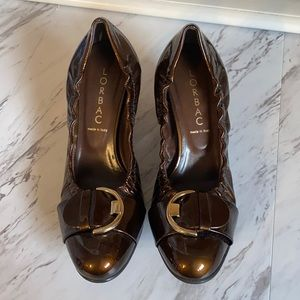 Lorbac Made In Italy Heels Size 37